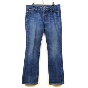 Ann Taylor LOFT Boot Cut Denim Jeans